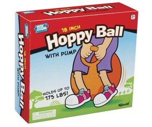 18in Happy Hoppy Ball - Blue (3+)
