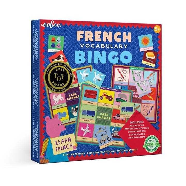 eeboo French Bingo (5+)