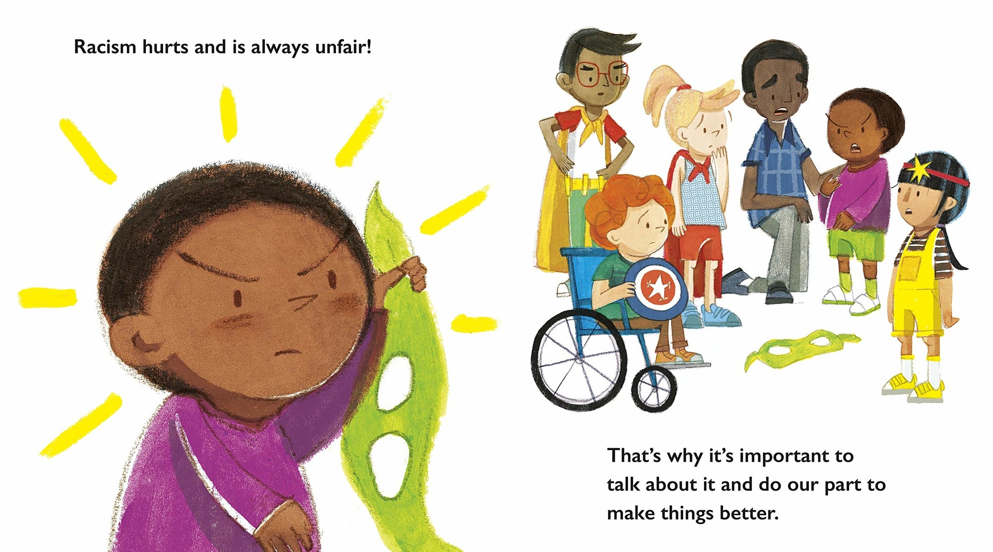 Our Skin: A First Conversation About Race (ages 2-5)