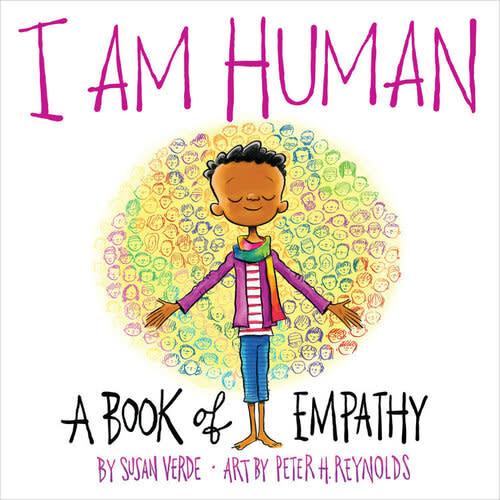 I Am Human by Susan Verde (2+)