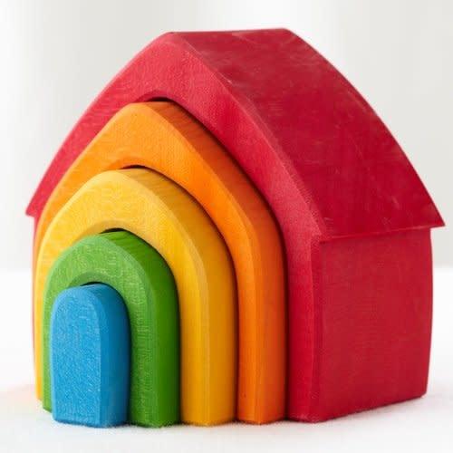 Grimm's House, multi-colored (5 pcs)