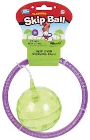 Toysmith Flashing Skip Ball (5+)