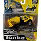 Tonka Tonka Metal Movers -- Cement Mixer (3+)