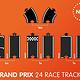 waytoplay Grand Prix - 24 race tracks (3+)