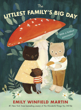 The Little Family's Big Day by Emily Winfield Martin (ages 0-3)