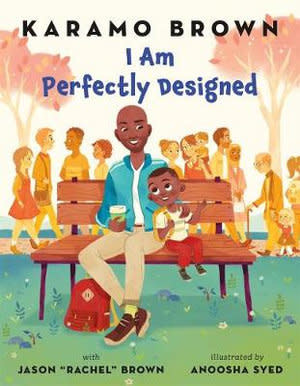 I Am Perfectly Designed by Karamo Brown (4+)