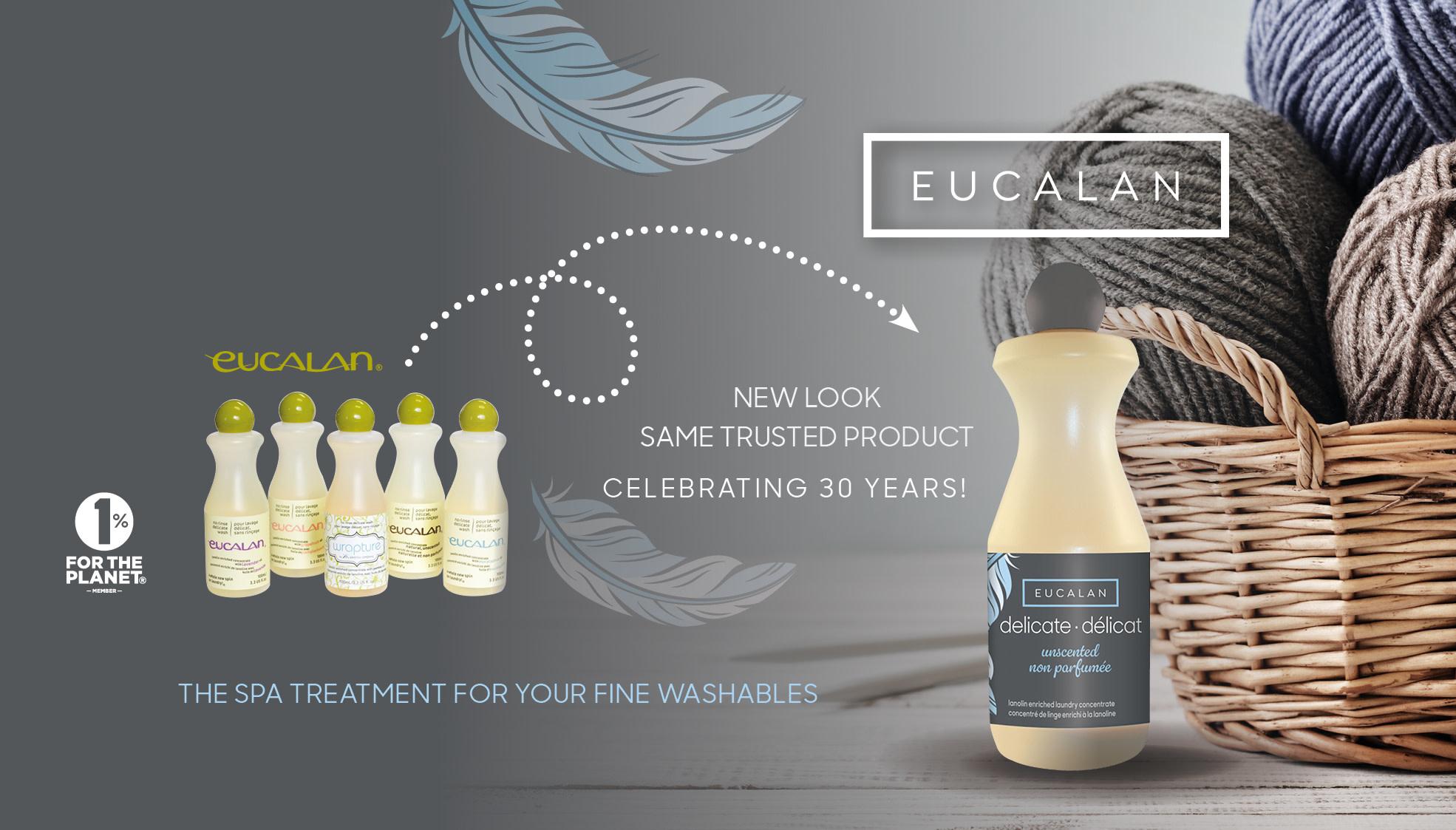 Eucalan Wool Wash (500ml)