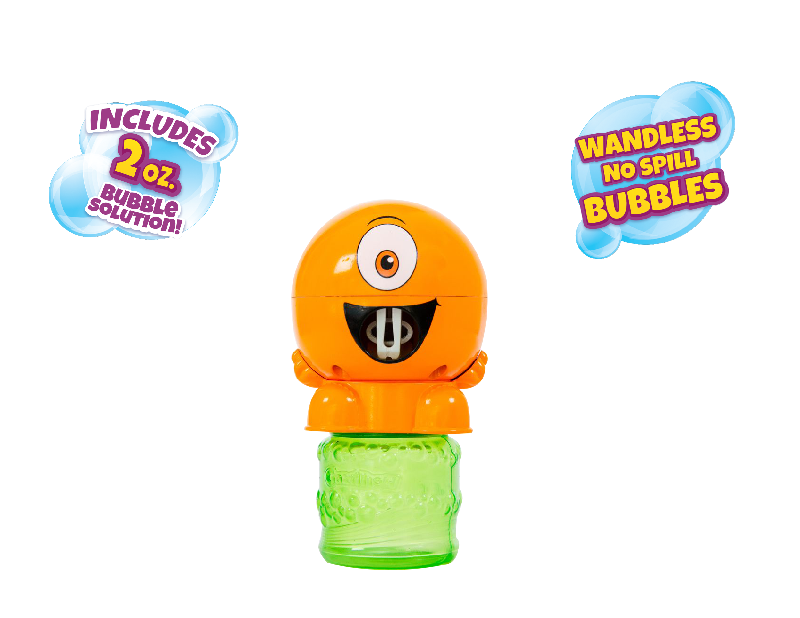 Gazillion Bubble Heads (3+)