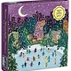 Galison Merry Moonlight Skaters (500 pcs)