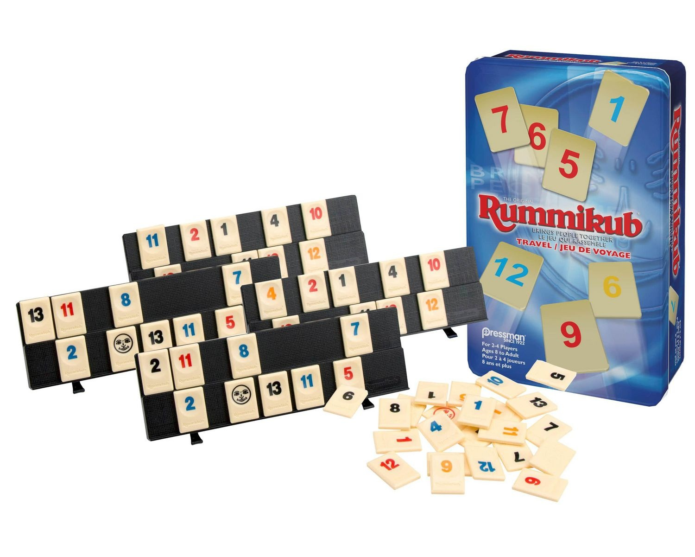 Rummikub Travel (8+)