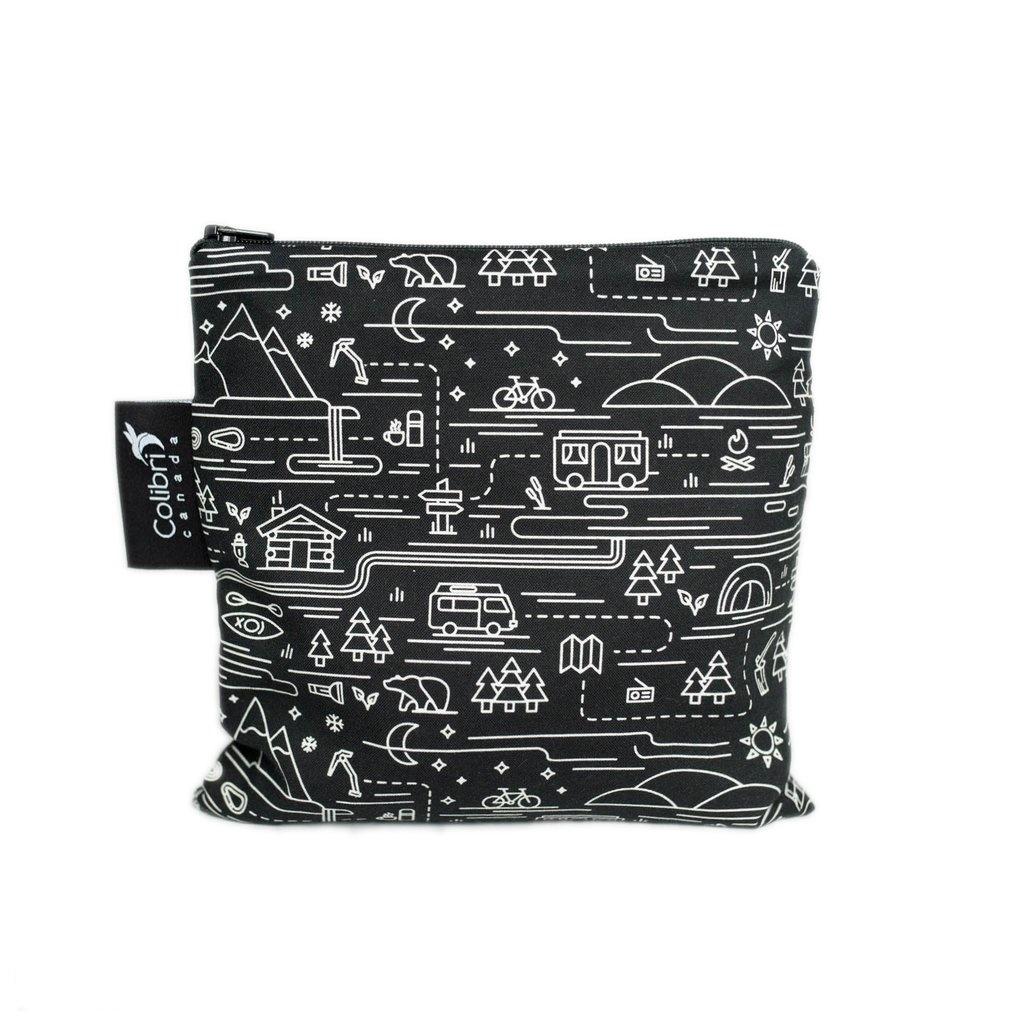 Colibri Colibri Reusable Snack Bags - Large