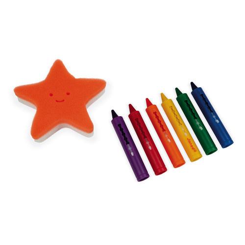 Janod Bath Crayons (3+)