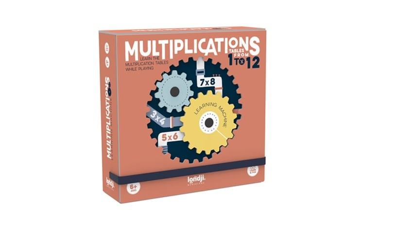londji Multiplications Learning Machine (6+)