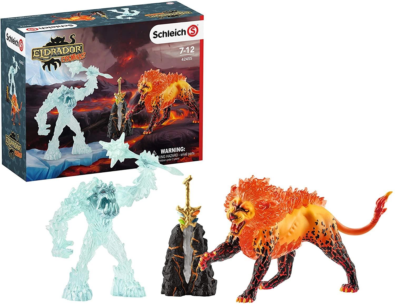 Eldrador Creatures set: Battle for the Superweapon(ages 7-12)