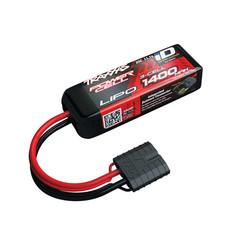 2823x 1400mAh 11.1v 3-Cell 25C LiPo Battery