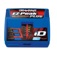 2970 Charger, EZ-Peak® Plus, 4 amp, NiMH/LiPo with iD® Auto Battery Identification