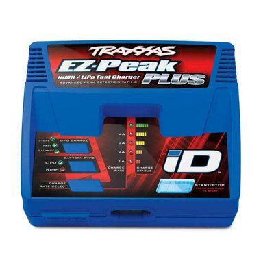 Traxxas 2970 Charger, EZ-Peak® Plus, 4 amp, NiMH/LiPo with iD® Auto Battery Identification