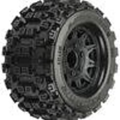 "PRO1012510 Badlands MX28 2.8"" MTD Raid Black 6x30 F/R"