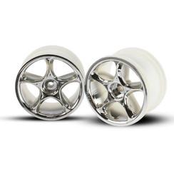 2472 - Wheels, Tracer 2.2' (chrome) (2) (Bandit rear)