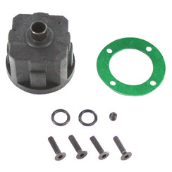 50064 Front/Rear Differential Shell Set