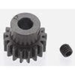 RRP8617 Extra Hard 17 Tooth Blackened Steel 32p Pinion 5mm
