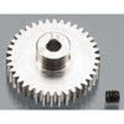 RRP1038 Nickel-Plated 48-Pitch Pinion Gear, 38T