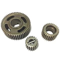 13859 - STEEL TRANSMISSION GEAR SET FOR EVEREST GEN7 & EVEREST-10 VEHICLES Steel transmission gear set (20T, 28T, 53T)