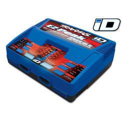 2972 - Traxxas® EZ-Peak® Dual 100W NiMH/LiPo dual charger with iD® Auto Battery Identification