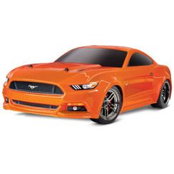 83044-4 - Ford Mustang GT®: 1/10 Scale AWD Supercar. Ready-To-Race® with TQ 2.4GHz radio system and XL-5 ESC (fwd/rev).