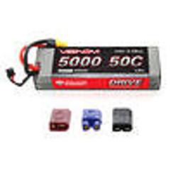 VNR15058 DRIVE 50C 2S 5000mAh 7.4V LiPo HC ROAR :UNI 2.0
