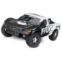 68086-4-FOX Slash 4X4 VXL: 1/10 Scale 4WD Electric Short Course Truck with TQi Traxxas Link? Enabled 2.4GHz Radio System & Traxxas Stability Management (TSM)?