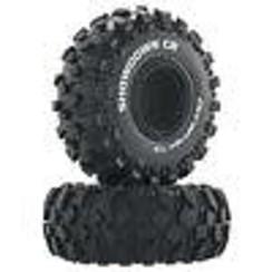"DTXC4064 Showdown CR 2.2""Crawler Tire C3 (2)"