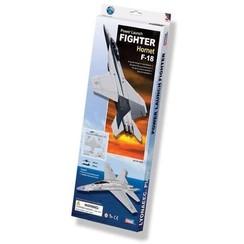 "RLT-1103F18 Fighter Rubber Band Power Launch Foam Glider (18"")"