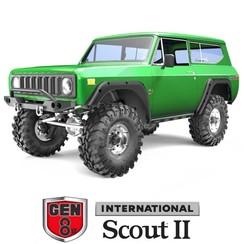 GEN8-V2-GREEN Green Gen8 V2 Scout II