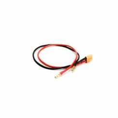 DYNC1106 DC Power Cord: Banana to XT60 BATT (DYNC2040,2050)