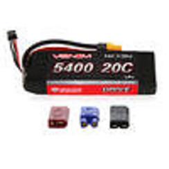 VNR15008 DRIVE 20C 2S 5400mAh 7.4V LiPo : UNI 2.0 Plug