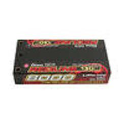 GEA80001S13D4 3.8V 8000mAh 1S 130C HV Lipo: 4.0mm BULLET