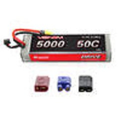 VNR15129 DRIVE 50C 3S 5000mAh 11.1V LiPo HC :UNI 2.0 Plug