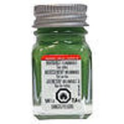TES1164TT Enamel 1/4oz Flat Green