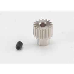2416 Gear, 16-T pinion (48-pitch) / set screw