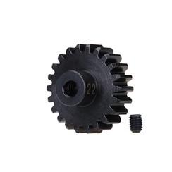 3952X - Gear, 22-T pinion (32-p), heavy duty (machined, hardened steel)/ set screw