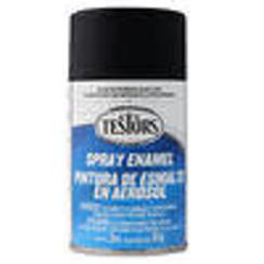 TES1249T Spray 3oz Flat Black