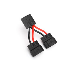 3064X - Wire harness, parallel battery connection (compatible with Traxxas® High Current Connector, NiMH only)