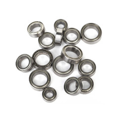 7541X Bearings: 4x8mm (2), 6x10mm (8), 8x12mm (5)