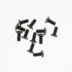 S061 Countersunk Self Tapping Screw 2.6*6 12pcs