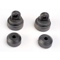 3767 - Shock caps (2)/ shock bottoms (2)