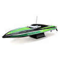 """RB08032T2 36"""" Sonicwake,Grn, Self-Right Deep-V Brushless RTR"""