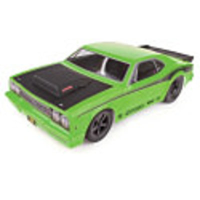 Associated ASC70026CDR10 Drag Race Car, 1/10 Brushless 2WD RTR, w/ LiPo Battery & Charger, Green