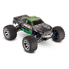 53097-3 - Revo® 3.3: 1/10 Scale 4WD Nitro-Powered Monster Truck. Ready-to-Race® with TRX 3.3 Racing Engine, EZ-Start® Electric Starting System, TQi 2.4GHz Radio System with Traxxas Link™ Wireless Module, and Traxxas Stability Management (TSM)®. Includes: