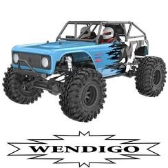 WENDIGO 1/10 SCALE BRUSHLESS ELECTRIC ROCK RACER Wendigo 1/10 Scale Brushless Electric Rock Racer